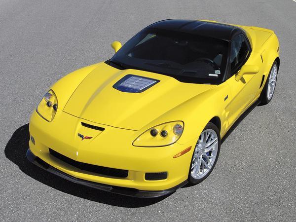 Chevrolet Corvette: возвращение короля