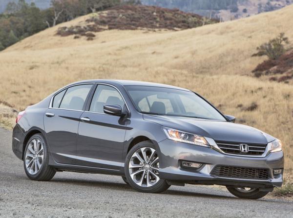 Honda Accord: смена поколений