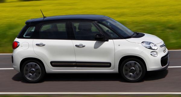 Fiat 500L: операция ''удлинение''