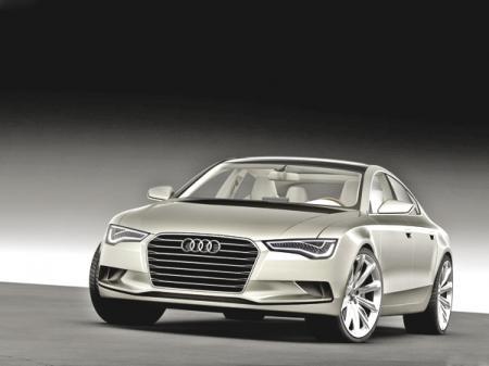 Audi Sportback Concept – предшественник серийного А7