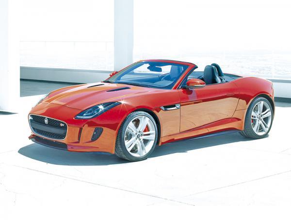 Jaguar F-Type: классика на современный лад