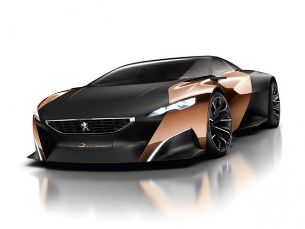 Peugeot Onyx: гоночным победам посвящается…