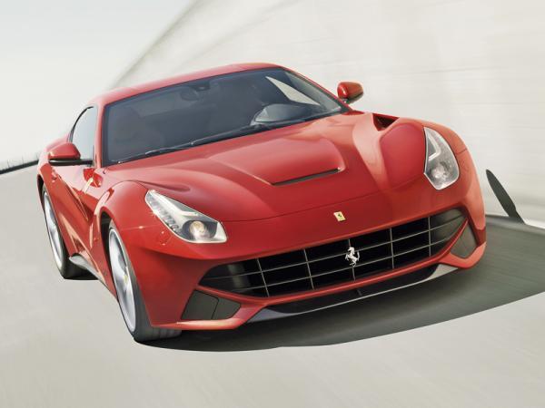 Ferrari F12 Berlinetta: главный жеребец в стаде