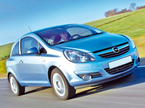 На старте – новая Opel Corsa ecoFlex