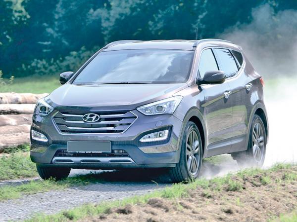 Hyundai Santa Fe: третье пришествие