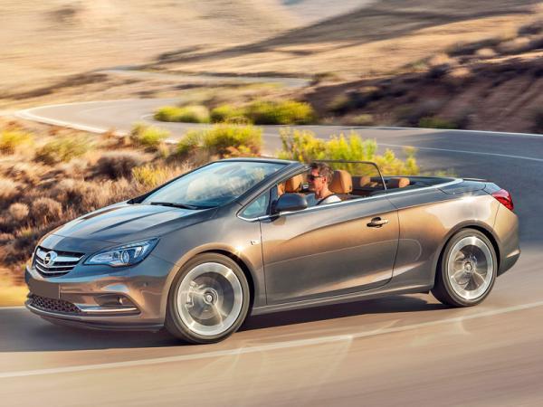 Opel Cascada: новый образ кабриолета Astra