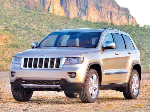 Chrysler Group отзывает 745 тыс. автомобилей