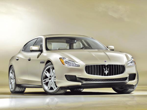 Maserati Quattroporte: дубль шестой