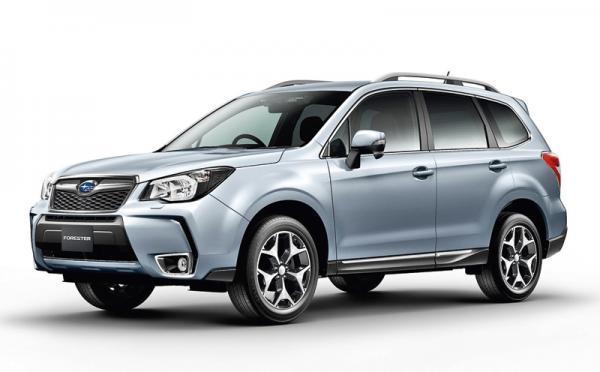 Subaru Forester: четвертое поколение