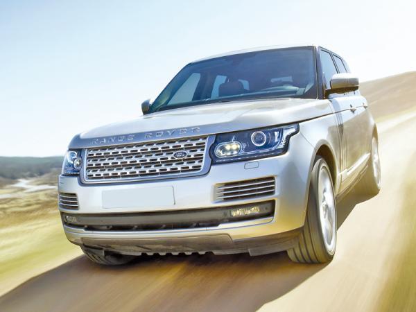 Range Rover: роскошь – не помеха на бездорожье