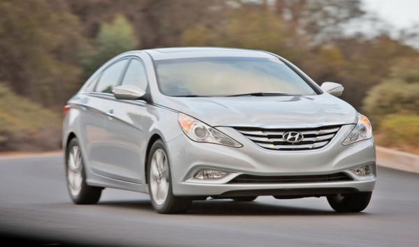 Hyundai прекратит поставку модели Sonata в Россию