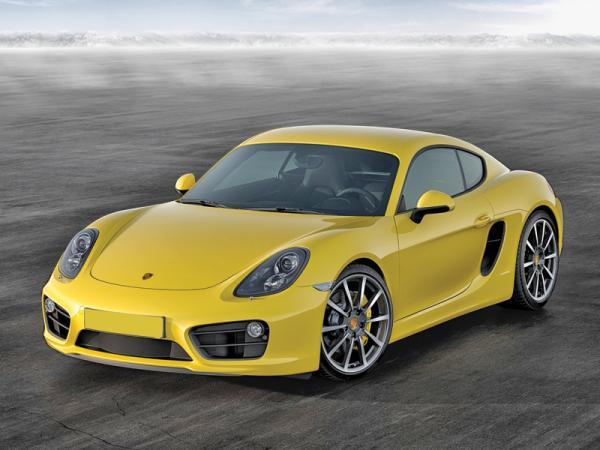 Porsche Cayman: смена поколений