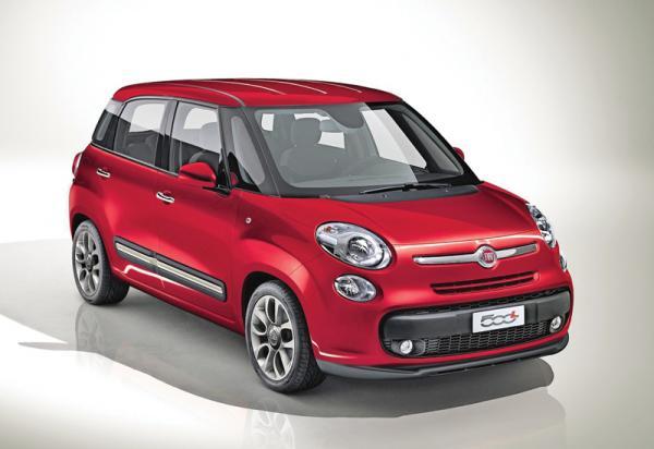 Краш-тест: Fiat 500L