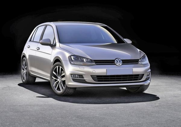 Краш-тест: Volkswagen Golf