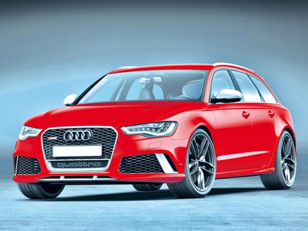 "Audi RS6 Avant: ""горячий"" универсал"