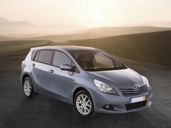 Украина ожидает поставки новой модели от Toyota