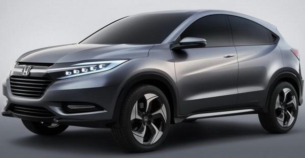 Концепт малого SUV от HONDA был показан на Североамериканском международном автосалоне (NAIAS)