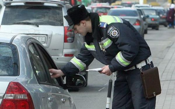 Водителей будут штрафовать в зависимости от класса автомобиля