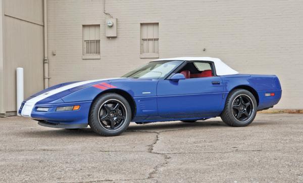 Chevrolet Corvette: американская легенда