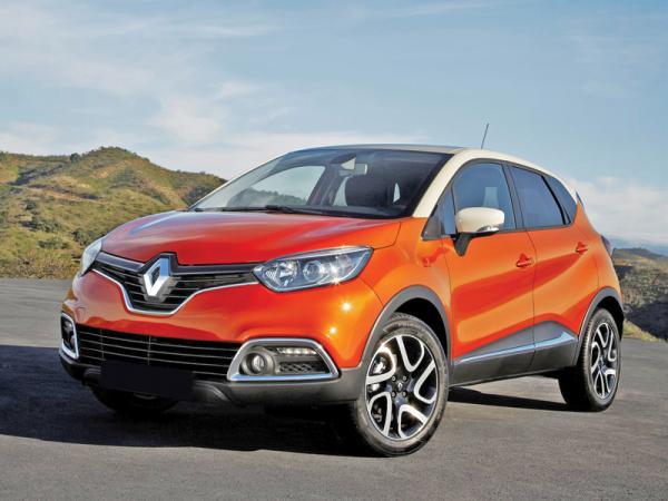 Renault Captur: молодежный вседорожник