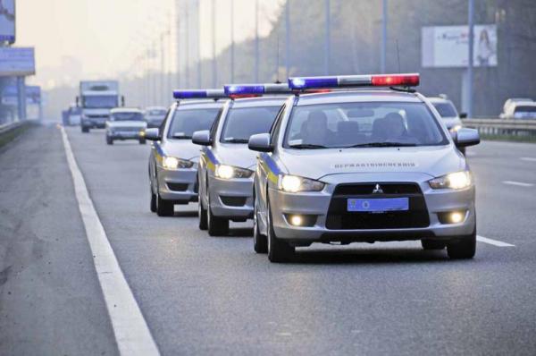 В феврале порядок на дорогах будет контролировать спецотряд МВС