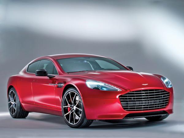 Aston Martin Rapide S: обновление