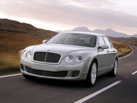 Bentley Continental GT Speed: скорость – его стихия