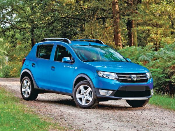 Dacia Sandero: бюджетный вариант