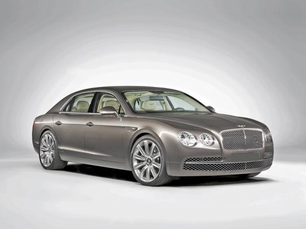 Bentley Flying Spur: смена поколений