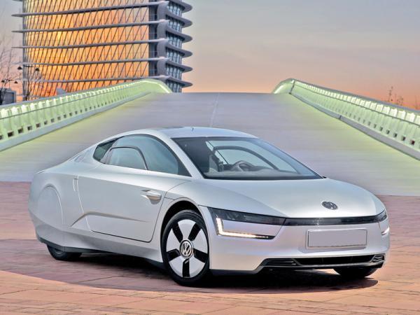 Volkswagen XL1: цель – экономия
