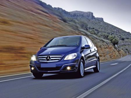 Mercedes-Benz B-class: новое
