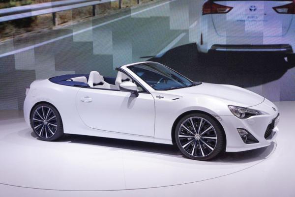 Женевский автосалон-2013: реванш роскошных моделей (Часть 5)