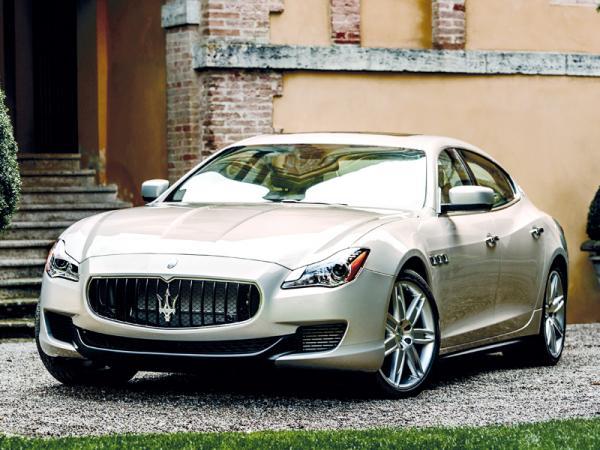 Maserati Quattroporte: представительский седан с характеристиками спорткупе