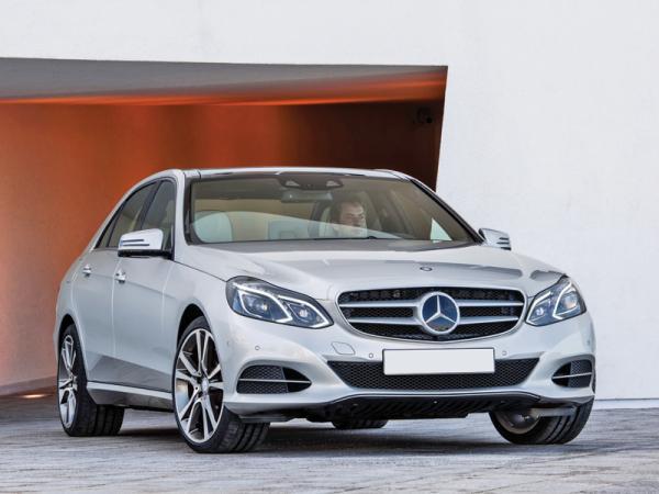 Mercedes-Benz E-Class: основательная модернизация