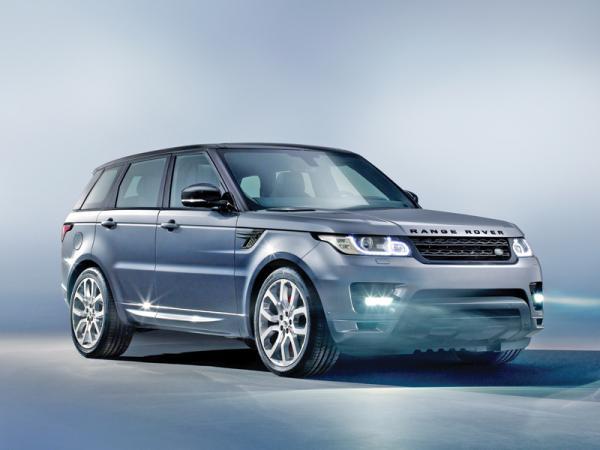 Range Rover Sport: смена поколений