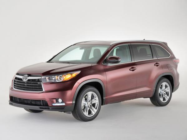 Toyota Highlander: третье пришествие