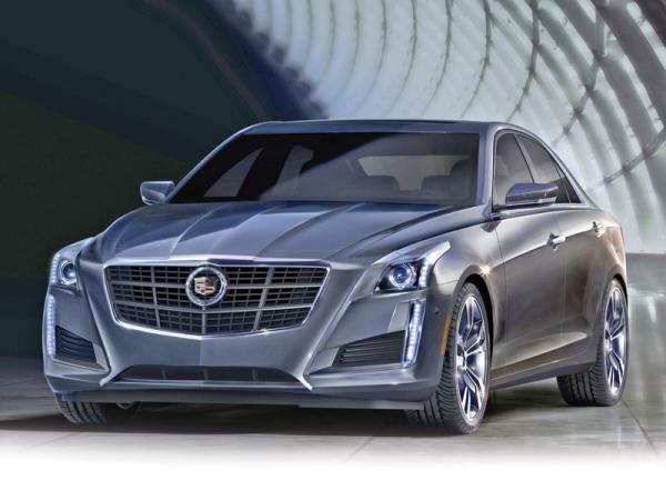 Cadillac CTS: смена поколений