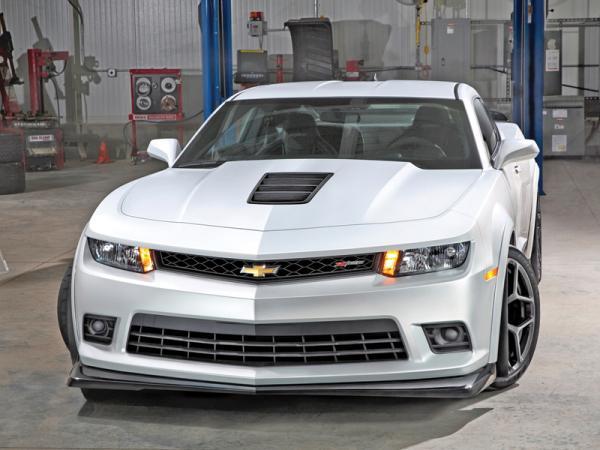 Chevrolet Camaro: модернизация
