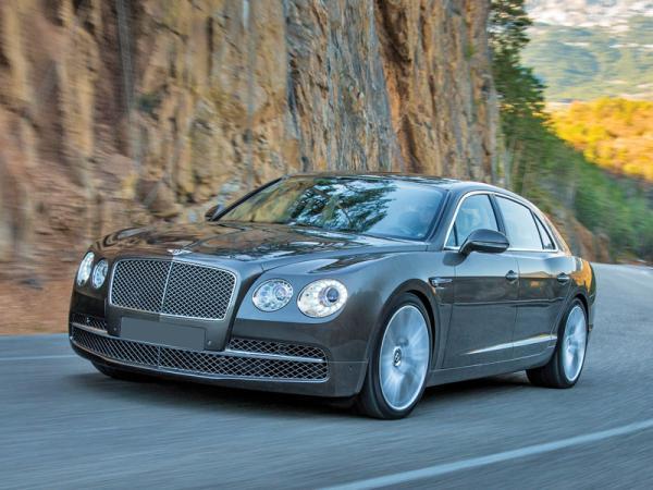 Bentley Flying Spur: воплощение роскоши