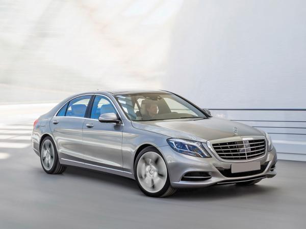 Mercedes-Benz S-Class: новый флагман