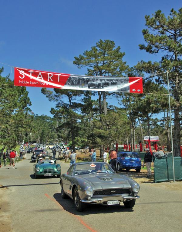 75-летний Aston Martin был продан на аукционе
