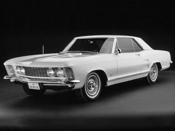 Buick Riviera: воплощение роскоши и элегантности
