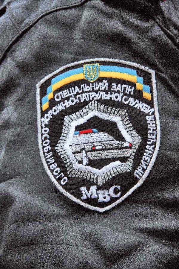 """""""Кобра"""" контролирует движение на киевских дорогах"""
