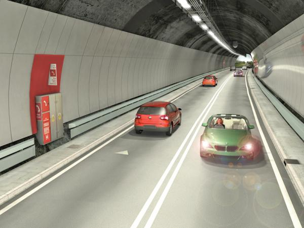 В столице построят четыре автомобильных тоннеля