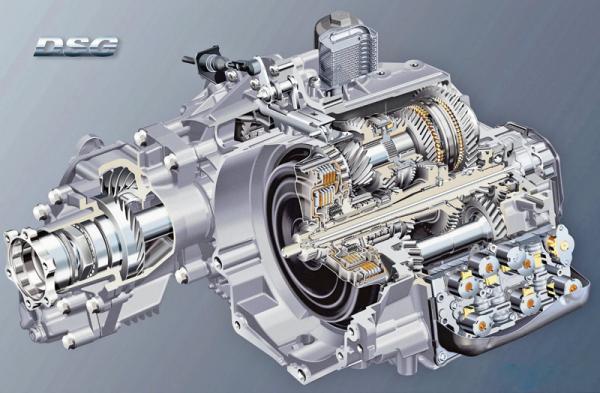 Volkswagen отзывает модели с DSG-коробкой