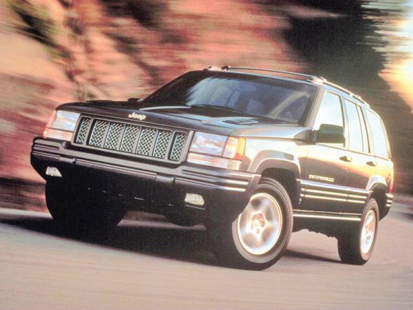 Chrysler проводит отзыв Jeep Grand Cherokee и Jeep Liberty