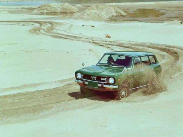 Subaru: полный привод – в массы