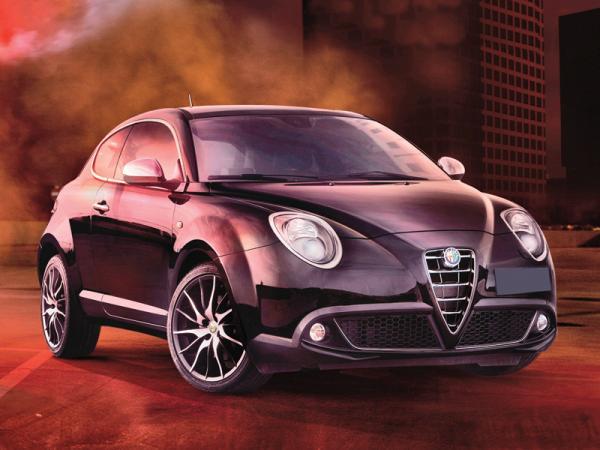 Alfa Romeo Mi.To: легкое обновление