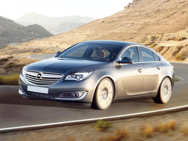 Opel Insignia: освежение
