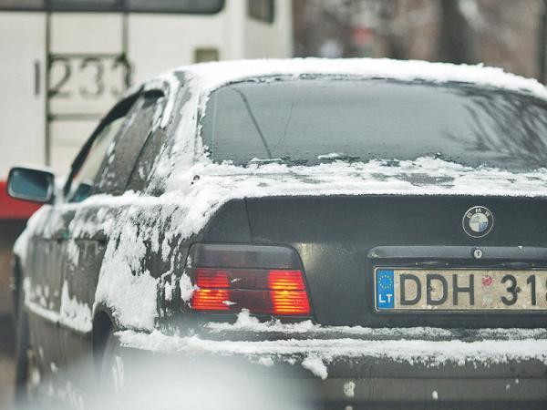 Временный ввоз в Украину иностранных автомобилей и будут ли поляки регистрировать авто для украинцев